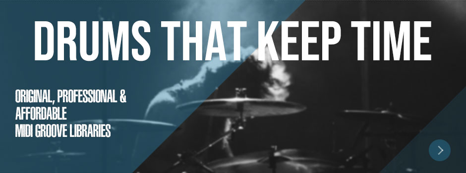 DRUMS THAT KEEP TIME